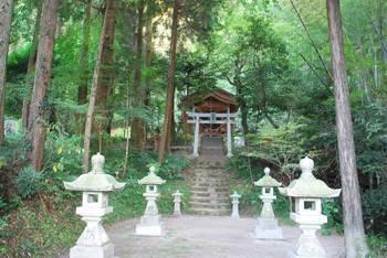 えびの市2 高牟禮神社 参道.jpg