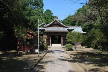 宮崎市8 江田神社 ご社殿3.jpg