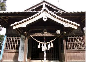 西都市4   清水神社 ご拝殿.jpg
