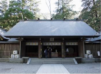高千穂町12 天岩戸神社 ご社殿2.jpg