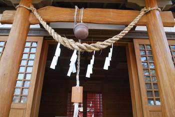 高鍋町5 稲荷神社(いなりじんじゃ)高鍋町 ご拝殿.jpg
