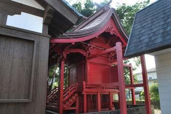 高鍋町8 稲荷神社(いなりじんじゃ)高鍋町 ご本殿2.jpg
